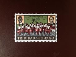 Trinidad And Tobago 1970 Steelband MNH - Trinidad & Tobago (1962-...)