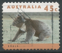 Australia. 1992 Australian Wildlife (2nd Series). 45c (Self Adhesive) Used SG 1457 - Used Stamps