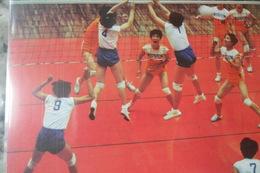 Korea Japan Volleyball - Volleyball