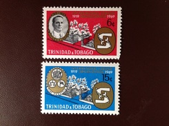 Trinidad And Tobago 1969 ILO MNH - Trinidad & Tobago (1962-...)