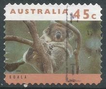Australia. 1992 Australian Wildlife (2nd Series). 45c (Self Adhesive) Used SG 1458 - Used Stamps