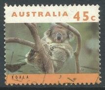 Australia. 1992 Australian Wildlife (2nd Series). 45c (Sheet) Used SG 1458 - Used Stamps