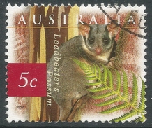 Australia. 1996 Flora And Fauna (1st Series). 5c Used SG 1622 - Used Stamps