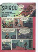 SPIROU  N° 1173  -  Déssin: TILLIEUX   -  1960 - Spirou Magazine