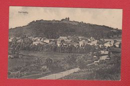 Montmedy  --  Vue Générale  --  Cachet Etappenmintendantur  5 Armée  --  16/1/1916  --  Feldposnummer N 91 - Montmedy