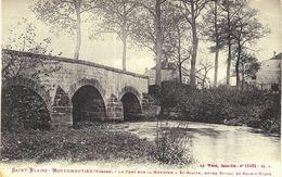 Carte Postale Ancienne De SAINT BLAISE - Frankrijk