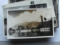 Asia India Photocard Nice Panorama Where ? By Badyari And Co Dalgate Srinagar - India
