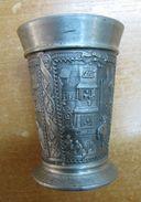 AC -  ZINN BECKER COLLECTION SHOT CUP - Cups
