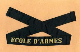 Ruban De Bachi ECOLE D'ARMES - Marine