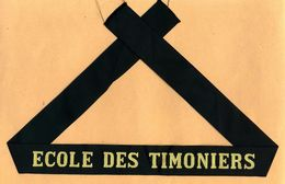 Ruban De Bachi ECOLE DES TIMONIERS - Marine