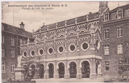 Sint Katelijne Waver Onze Lieve Vrouw Waver Ursulinenschool Façade Du Côté Du Jardin - Sint-Katelijne-Waver