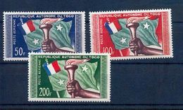 Togo PA  25 27 Indépendance Neuf **TB  Mnh Cote 11.1 - Togo (1960-...)