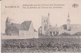 Sint Katelijne Waver Onze Lieve Vrouw Waver Ursulinenschool Achterzicht Van Het Klooster - Sint-Katelijne-Waver