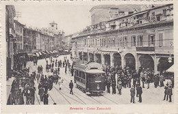 Brescia - Coso Zanardelli - Tram - Bella Animazione        (A-46-120607) - Tramways