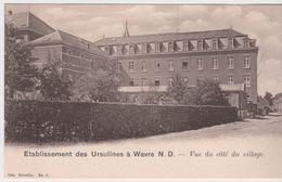 Sint Katelijne Waver Onze Lieve Vrouw Waver Ursulinenschool Vue Du Côté Du Village - Sint-Katelijne-Waver