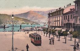 Como - Piazza Cavour - Tram       (A-46-120607) - Tramways