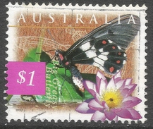 Australia. 1997 Flora And Fauna (2nd Series). 45c (Self Adhesive) Used SG 1685 - Used Stamps