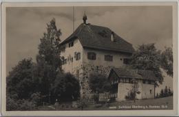 Schloss Oberberg Bei Gossau St. Gallen - Photo: Hans Gross - SG St. Gall