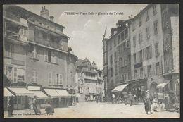 TULLE Place Zola (Entrée Du Trech) (Juglard) Corrèze (19) - Tulle