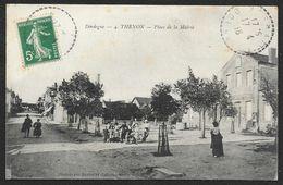 THENON Place De La Mairie (Bessot Et Guionie) Dordogne (24) - Other Municipalities