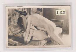 NAKED COUPLE PORNO  Nice Postcard - Nus Adultes (< 1960)