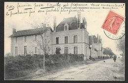 ST PRIEST LES FOUGERES Rare Les Ecoles (J.J) Dordogne (24) - France