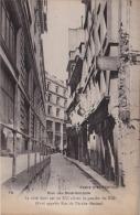 75) PARIS D ' AUTREFOIS (I°) RUE DES BOURDONNAIS  -  (S'EST APPELÉE RUE DE L ' ARCHE MARION) - (2 SCANS) - Arrondissement: 01