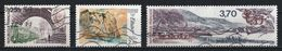 France 1987 : Timbres Yvert & Tellier N° 2452 - 2463 Et 2466 Avec Oblitération Mécanique - Used Stamps