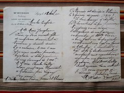 55 LIGNY EN BARROIS  HUSSON Notaire - 1900 – 1949