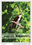 MALDIVES   2907 MINT NEVER HINGED SOUVENIR SHEET OF BIRDS   #  0839-4   ( - Non Classés