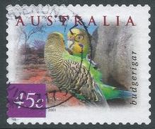 Australia. 2001 Flora And Fauna (4th Series). 45c (Sheet) Used SG 2129 - 2000-09 Elizabeth II