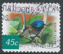 Australia. 2001 Flora And Fauna (4th Series). 45c (Self Adhesive) Used SG 2126 - 2000-09 Elizabeth II