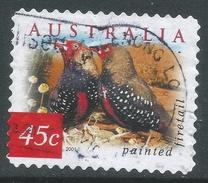 Australia. 2001 Flora And Fauna (4th Series). 45c (Self Adhesive) Used SG 2127 - 2000-09 Elizabeth II