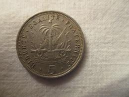 Haïti: 10 Cents 1906 - Haiti