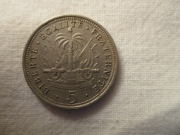 Haïti: 10 Cents 1904 - Haïti