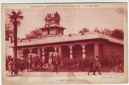 75. PARIS . EXPOSITION COLONIALE INTERNATIONALE . PARIS 1931 . INDE FRANCAISE - Expositions