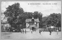 44- Nantes-chantenay - Place Emile Zola - Le Chalet - France