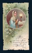 MARIA SS. - E - RICORDO - ANNO 1932 - Mm. 59 X 107 - Religione & Esoterismo