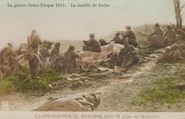 LA BATAILLE DE KAILAR 1912--TBE--VOIR SCANNER - Grèce