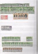 Nyasaland Used Stamps, Duplication C.v. About £35.00 (11) - Nyassaland (1907-1953)