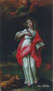 S. TECLA - SERIE POLACCA - Mm. 68x117 -  M - RB - Religione & Esoterismo