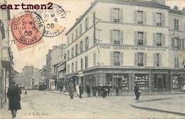 COURBEVOIE RUE BAUDIN RUE DE BEZONS 92 - Courbevoie
