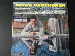 33 TOURS ANDRE VERCHUREN FESTIVAL FLD 225 LE MARCHAND DE BONHEUR / JE TE TENDRAI LES BRAS / LE ROI DU CHARLESTON + 12 - Instrumental
