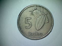 Nigeria 5 Kobo 1976 - Nigeria