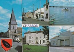 CHARRON. - Multivues. CPM RARE - France