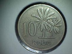 Nigeria 10 Kobo 1976 - Nigeria