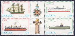 ITALIË - Michel - 1979 - Nr 1673/76 - MNH** - 1946-.. République