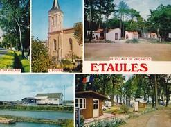 ETAULES. - Multivues. CPM - France