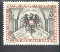 Österreich 1011 Staatsdruckerei MNH Postfrisch ** - 1945-60 Nuevos & Fijasellos