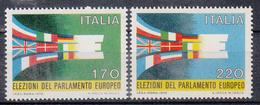ITALIË - Michel - 1979 - Nr 1659/60 - MNH** - 1946-.. République